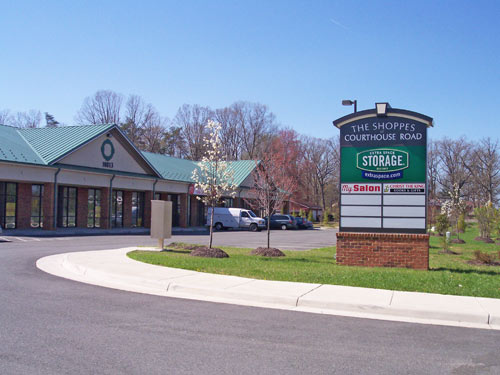 Courthouse Storage & Retail – Spotsylvania County, Virginia