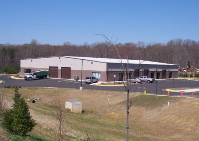Synan Road Industrial Park – Stafford County, Virginia